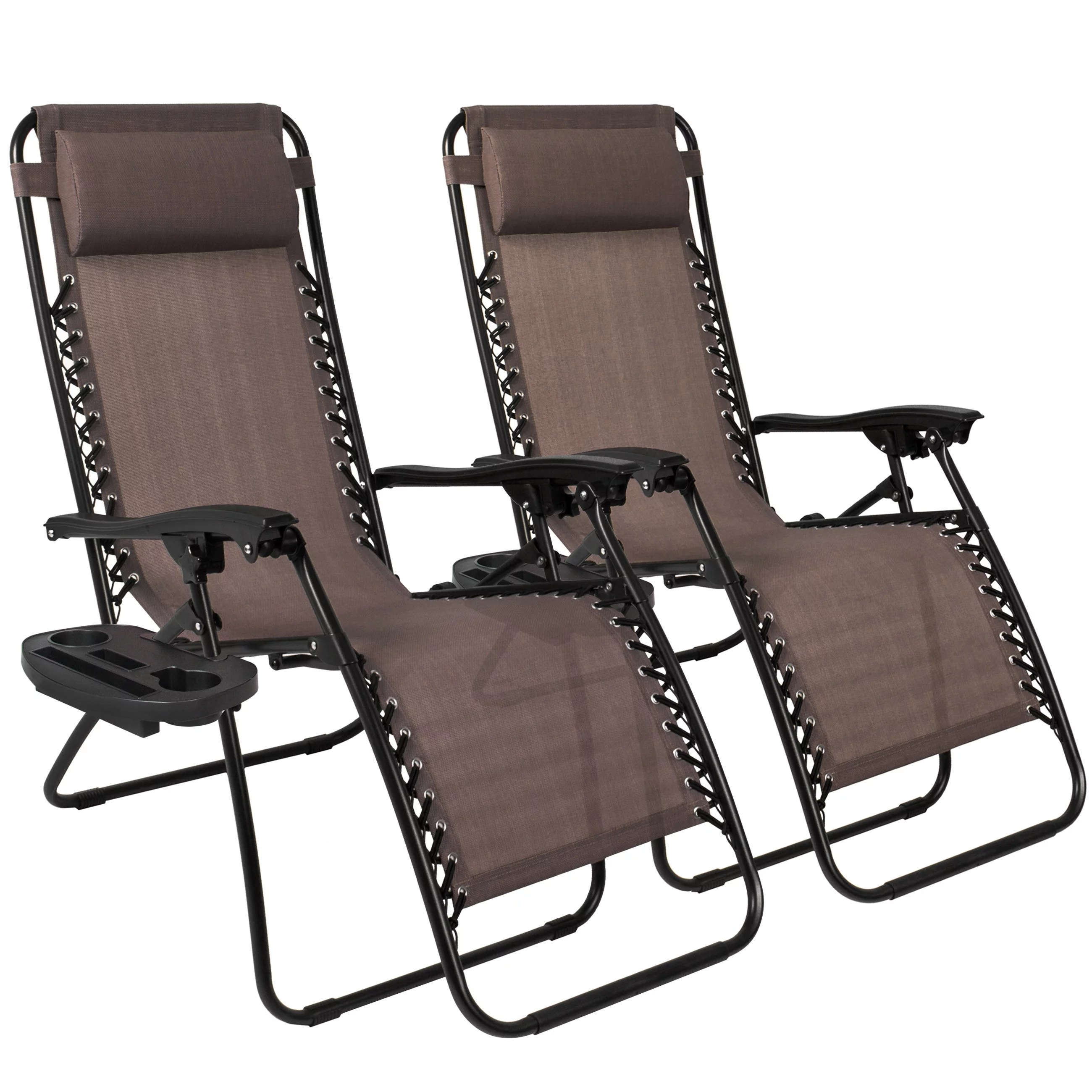 zero gravity chair 2 pack the health best choice products two walmart