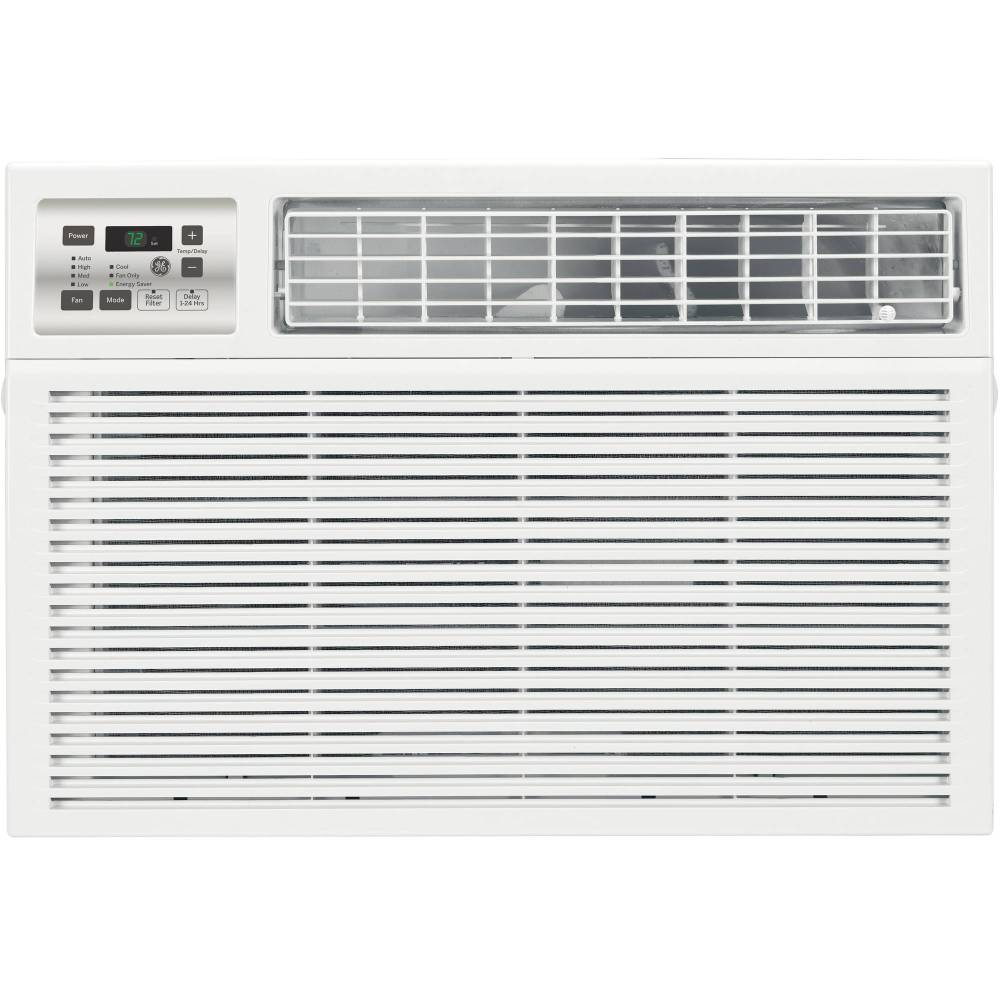 medium resolution of general electric 14 000 btu window room air conditioner electronic control with remote aew14av walmart com