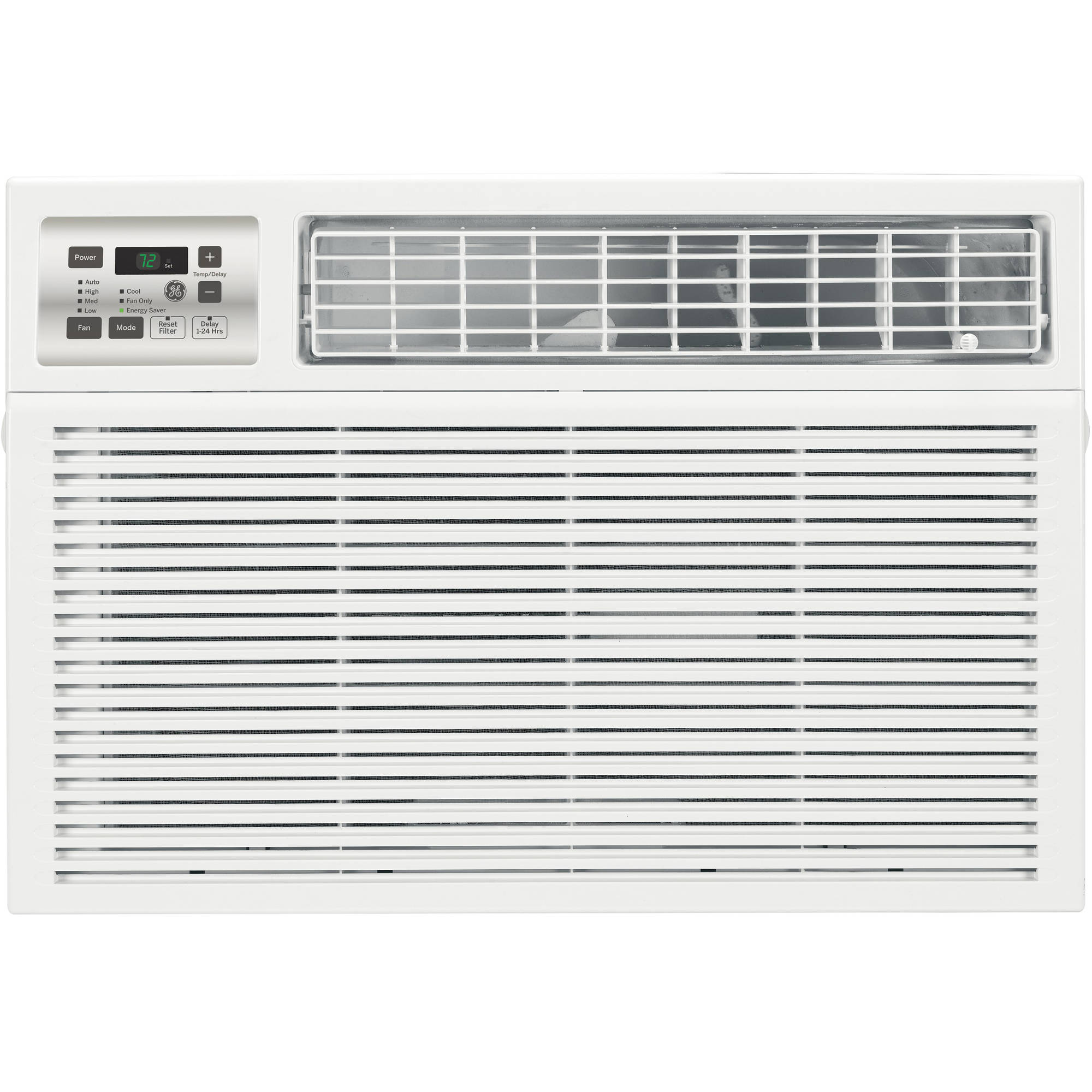 hight resolution of general electric 14 000 btu window room air conditioner electronic control with remote aew14av walmart com