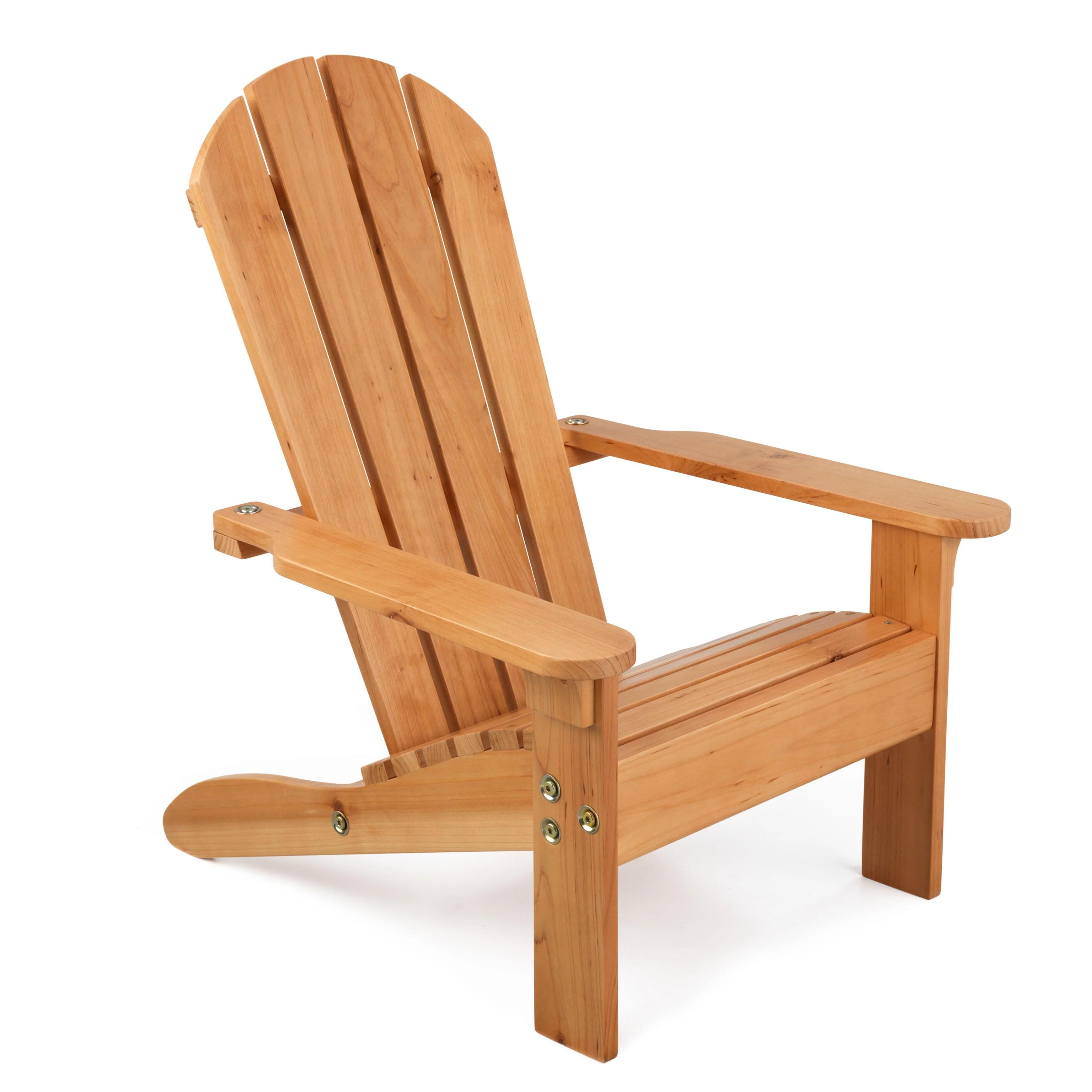 KidKraft Adirondack Chair  Honey  Walmartcom