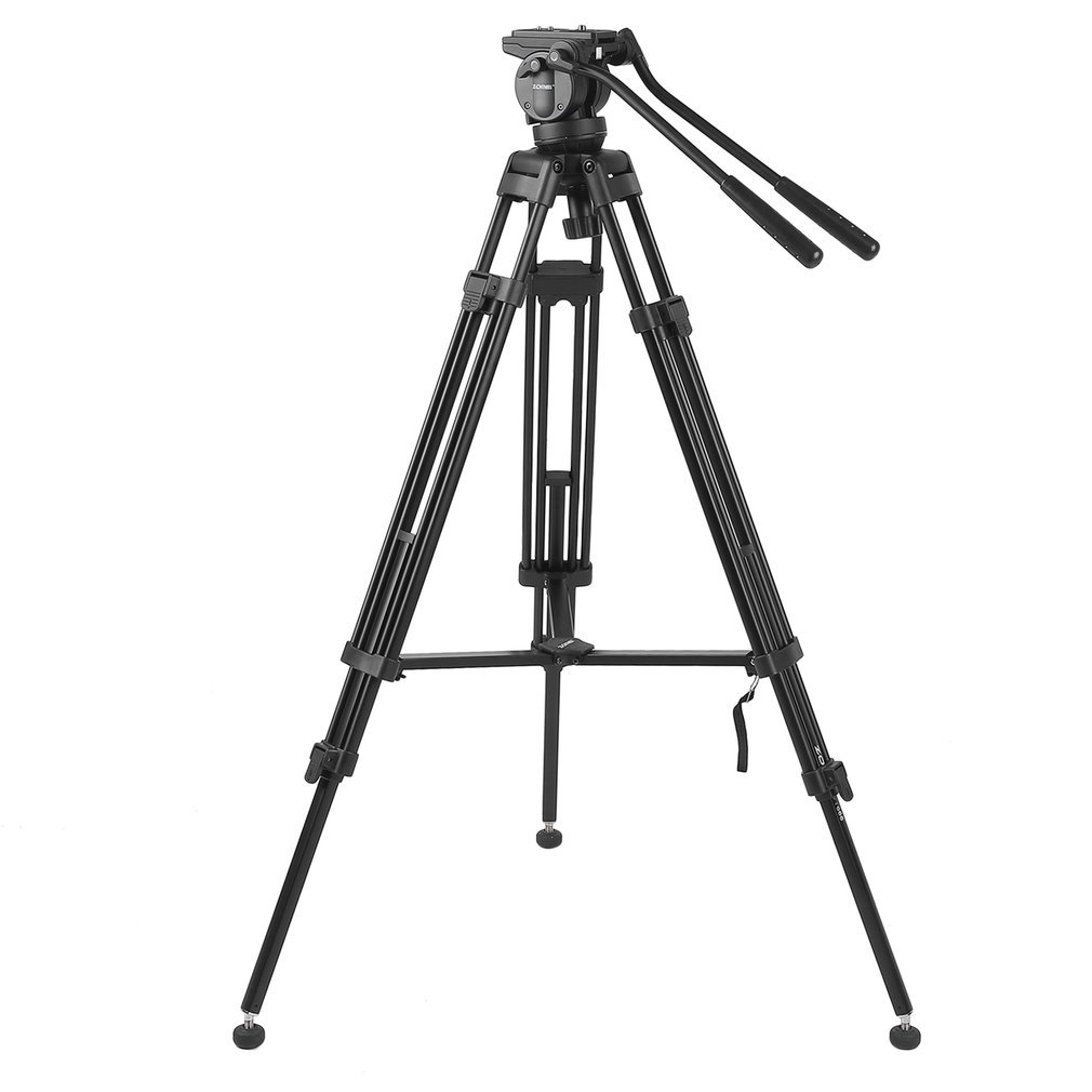 ZOMEI VT666 Aluminum Portable Tripod with Ball Head Heavy
