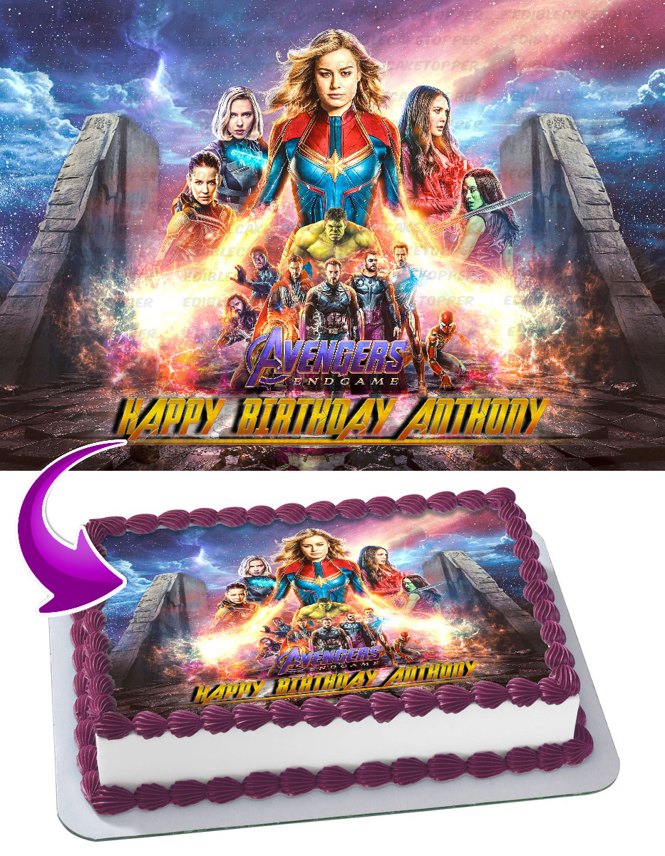 Avengers Party Supplies - Avengers Birthday | Party City