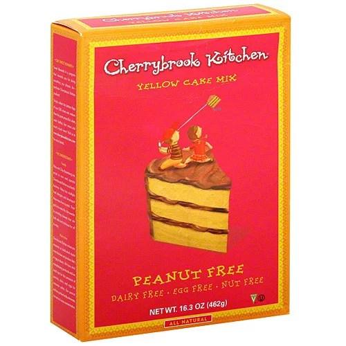 Cherrybrook Kitchen Yellow Cake Mix 163 oz Pack of 6