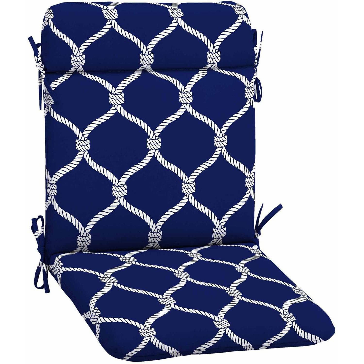 outdoor patio wrought iron chair pad swivel drawing better homes and gardens rope ogee