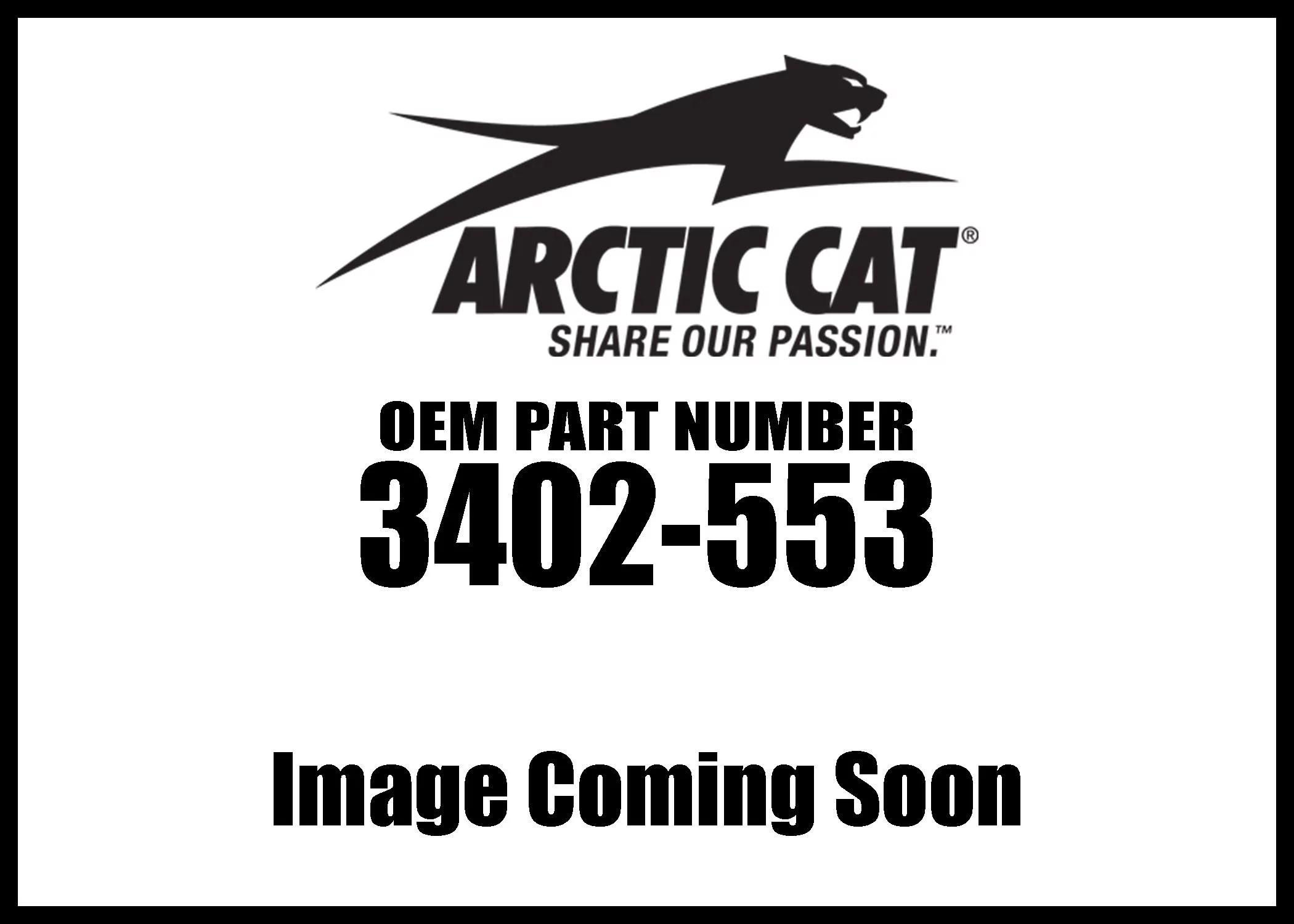 Arctic Cat 2002-2008 Atv 400 Auto Trans 4X4 Fis Atv 400