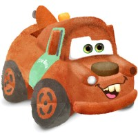 As Seen on TV Disney Cars Pillow Pet Pee Wee, Tow Mater ...
