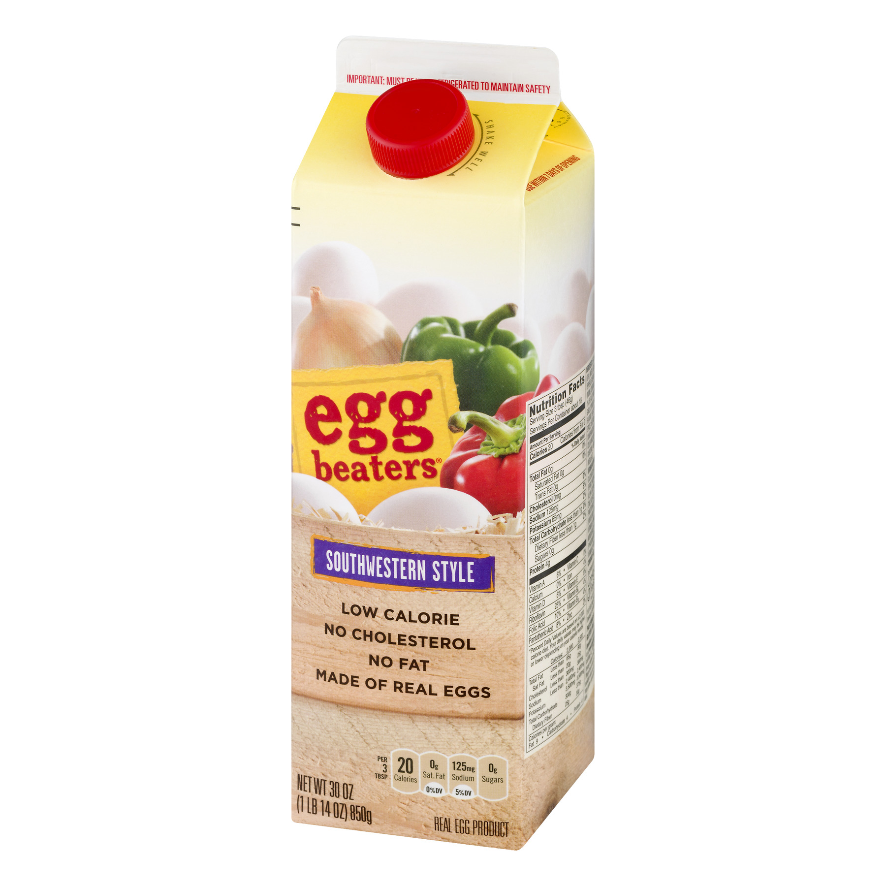 Egg Beaters Southwestern Nutrition Facts Besto Blog