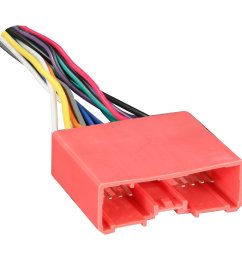 electronics 70 7903 wiring harness for 2001 up mazda vehicles plugs rh walmart com 2002 mazda [ 1500 x 1500 Pixel ]