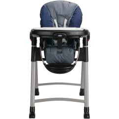 Graco Contempo High Chair Replacement Cover Ghost Rental Space Saver Midnight Walmart Com