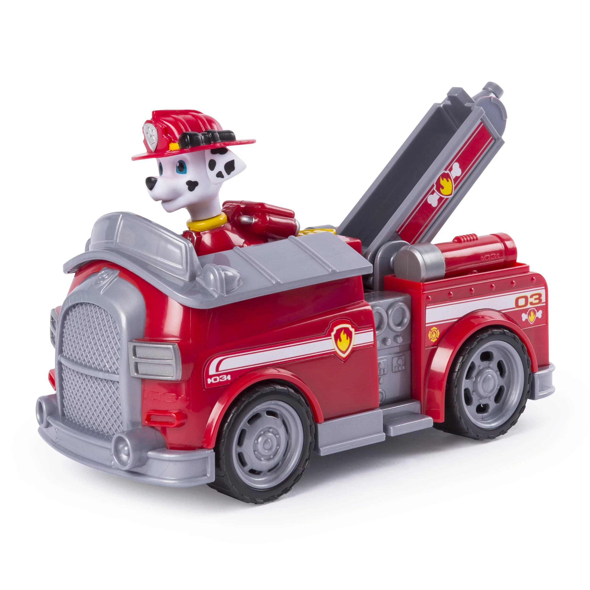 Toys Hobbies Paw Patrol Marshall S Transforming Fire Truck With Pop Out Water Cannons Figure Monalisa Tiles Com