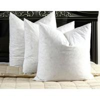 Sunflower Hometex White Cotton Down and Feather Euro ...