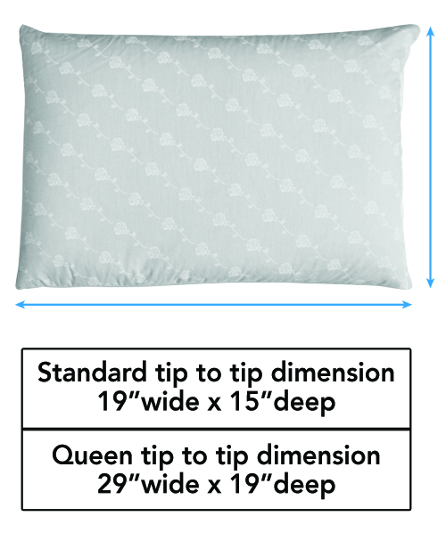 sobakawa pillow queen size natural buckwheat pillow with cooling technology as seen on tv
