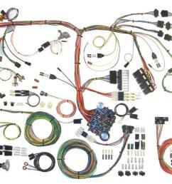 american autowire wiring system challenger 1970 74 kit p n 510289 walmart com [ 1463 x 900 Pixel ]