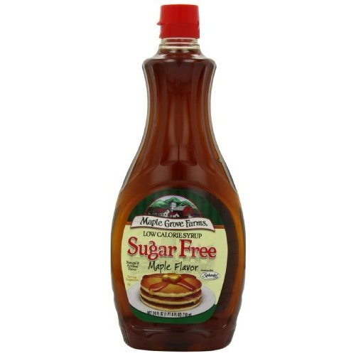 Maple Grove Farms Vermont Sugar Free Syrup 24 Ounce