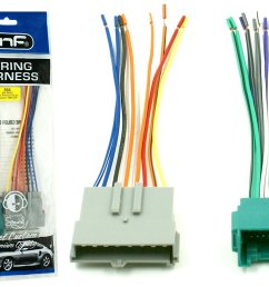 dnf aftermarket wiring harness for select ford lincoln mercury vehicles 70 5600 100 copper wires walmart com [ 1500 x 1203 Pixel ]