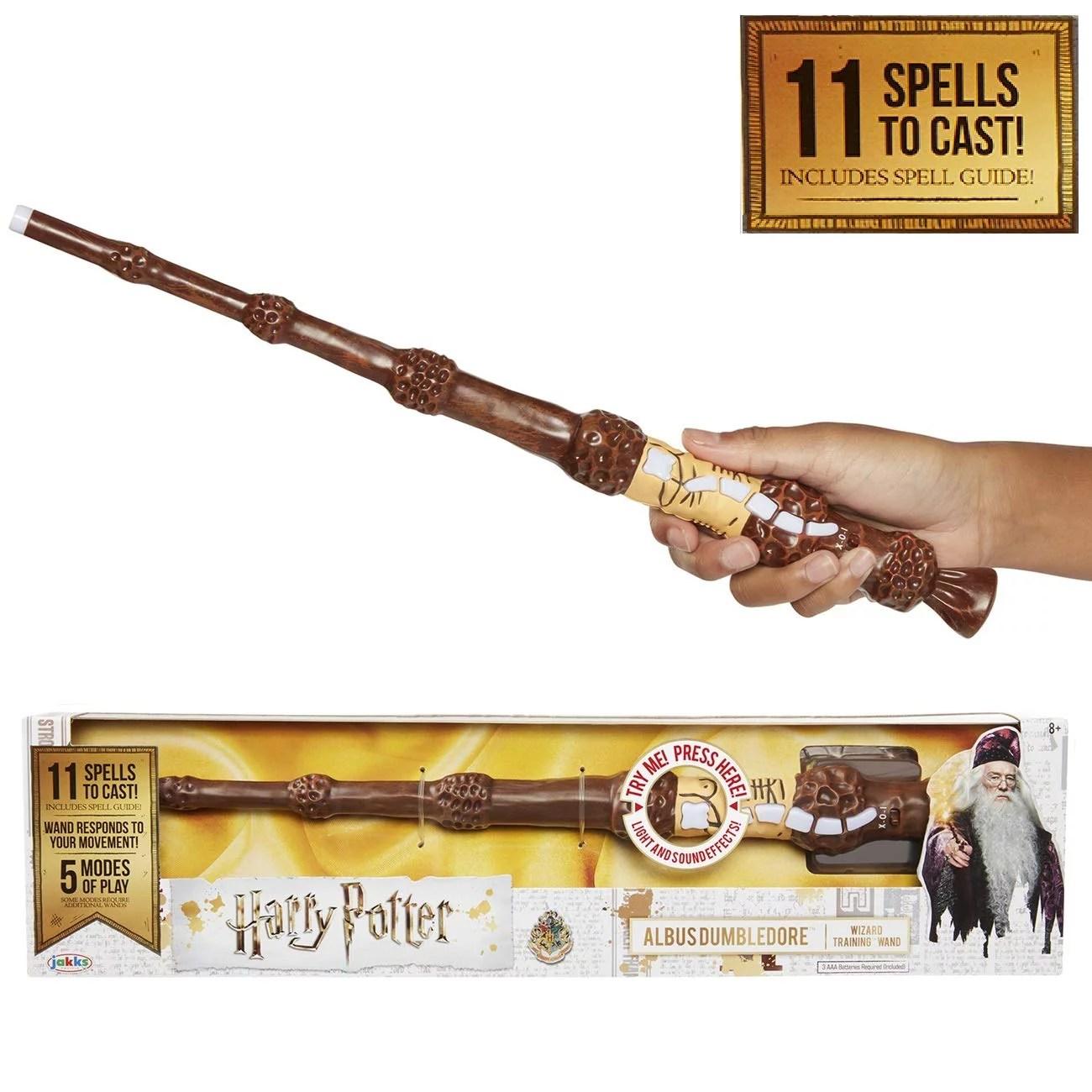 Dumbledore S The Elder Wand Interactive Wizard Training