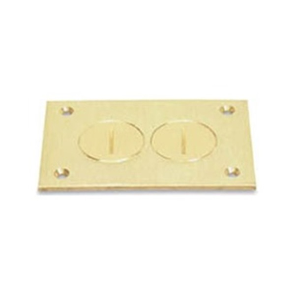 Floor Outlet Box Cover Plate  Walmartcom