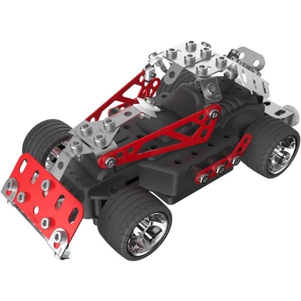 Meccano-erector Autocross Rc Model Set Toys Building Sets