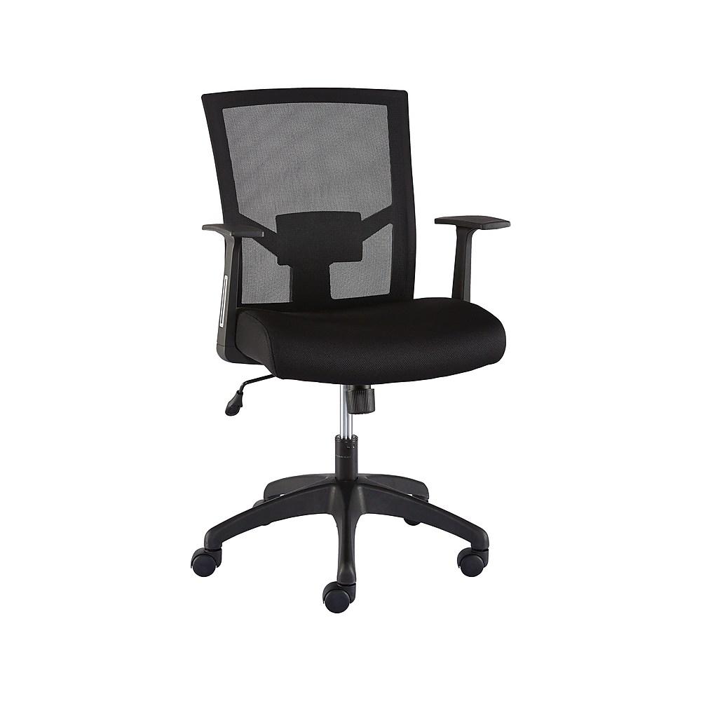 Staples Ardfield Mesh Task Chair Black 50838 2630432