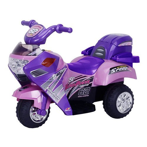 Best Ride On Cars Lil Motorcyle Battery Powered Riding Toy
