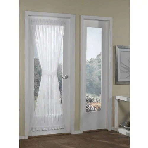 Better Homes and Gardens Crushed Voile Door Curtain Panel