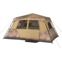 Ozark Trail 13x9 Instant Tent 8prealtree