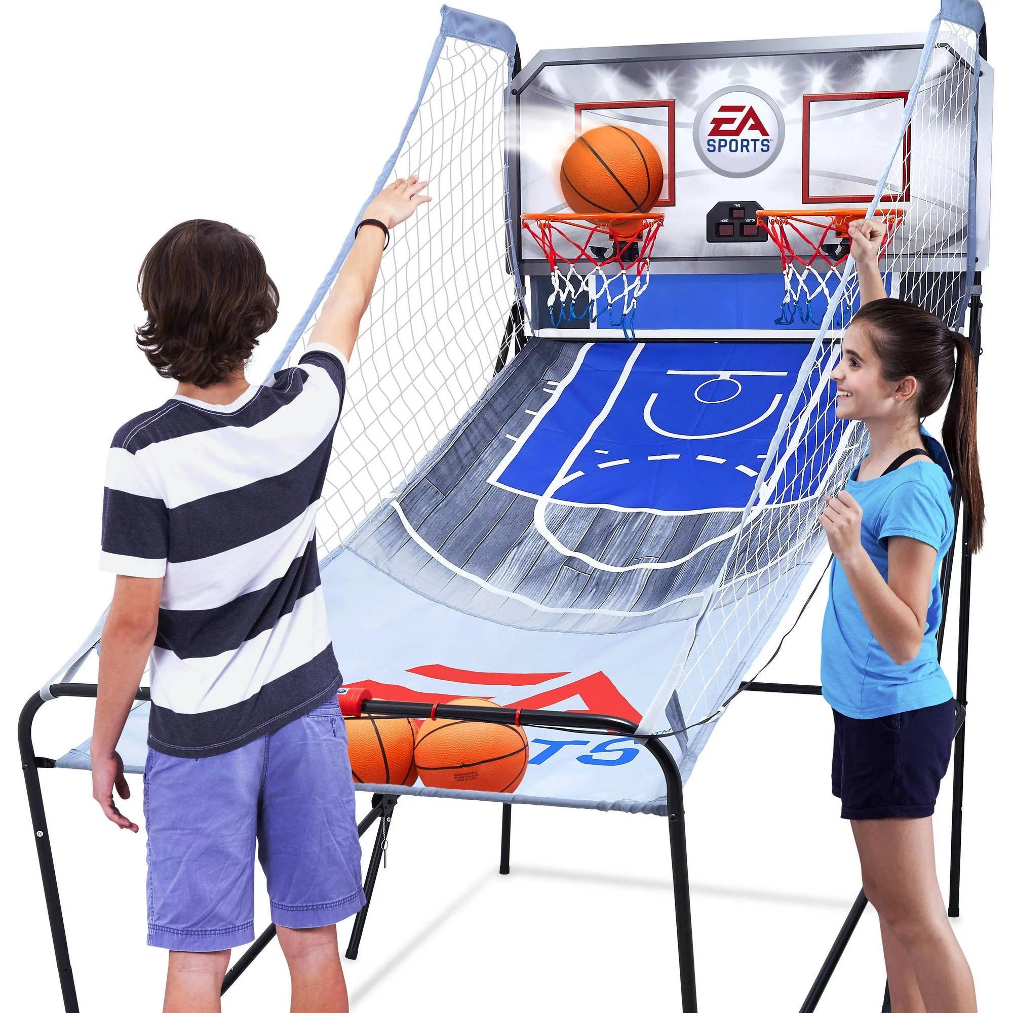 Ea Sports 2 Player Arcade Basketball Game Walmart