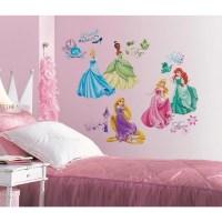 Princess Wall Decals - lighten your little girl's room ...