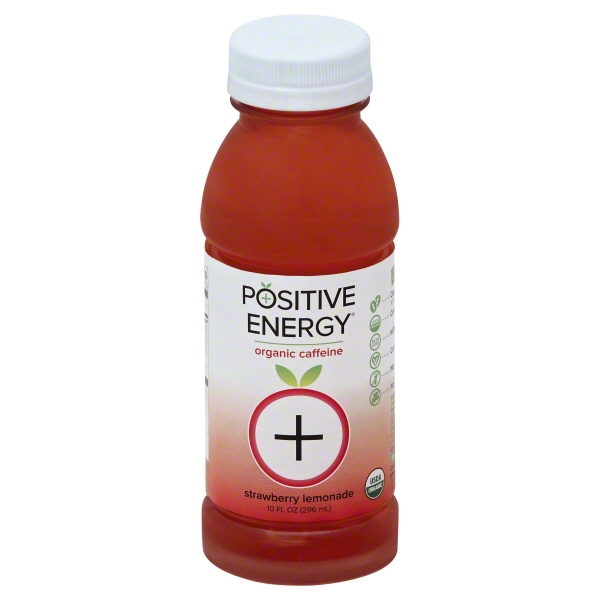 Positive Energy Natural Energy Drink 10 fl oz - Walmart.com