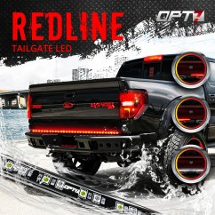 Anzo Light Bar Wiring Diagram Usb Power Led Tailgate Library 60 Redline Tri Core Weatherproof Full