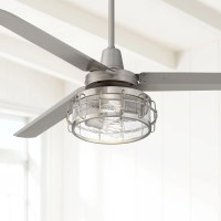 """60"""" Casa Vieja Industrial Ceiling Fan with Light Kit LED ..."""