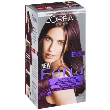 l'oreal paris feria multi-faceted