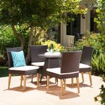 Christopher Knight Home Santa Barbara Outdoor 5-piece