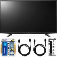 LG 49LH5700 49-Inch Full HD Smart LED TV Accessory Bundle ...