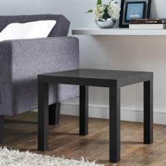 Short Gym Couleur Chair Covers For Sale Singapore Mainstays Parsons Square End Table Multiple Colors Walmart Com
