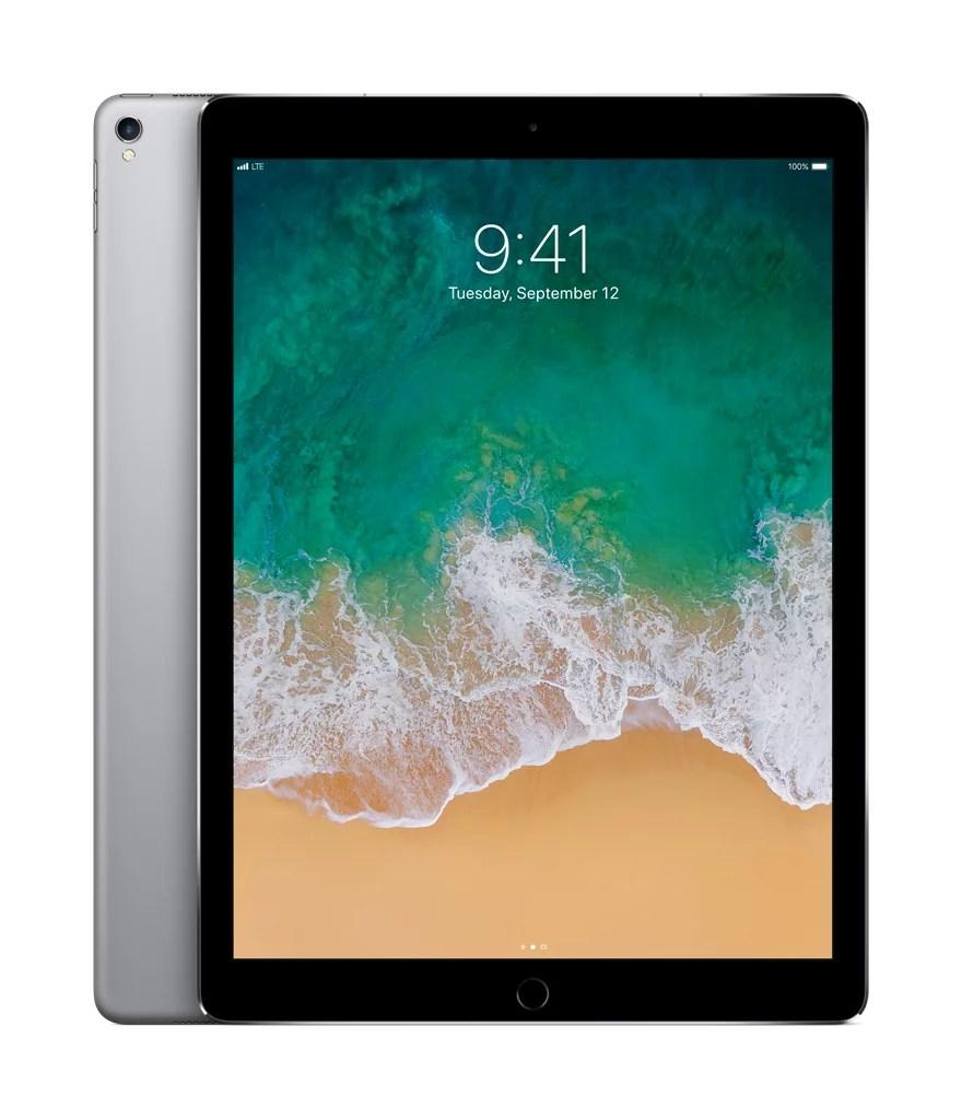 Apple 12 9 Inch Ipad Pro Wi Fi Cellular 256gb Space Gray