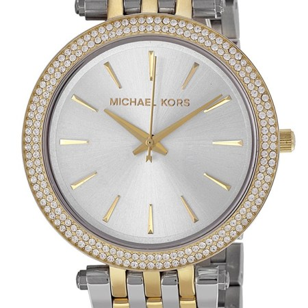 Michael Kors Women's Darci Two-Tone Stainless Steel Bracelet Watch