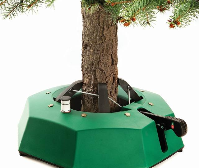 Instatree Xxl Fast Easy Christmas Tree Stand Holds Tree Up To 14 5 Feet Tall