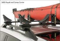 Rhino Rack Kayak Canoe Carrier Base Unit 4 pads S400