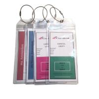 Russotti Design Cruise Luggage Tag Holders (Set of 4 ...