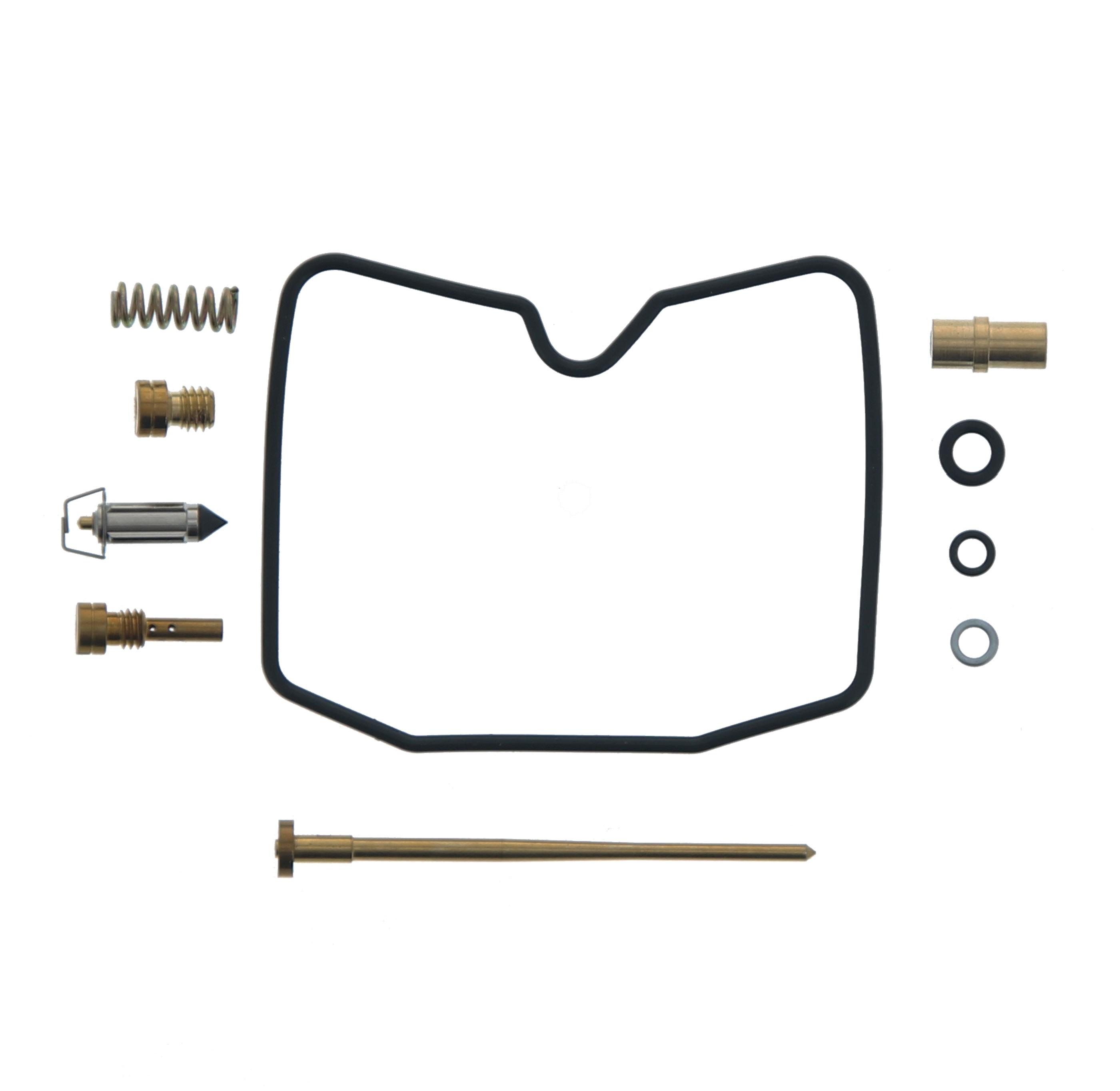 Carburetor Repair Kit Carb Kit for Kawasaki Mojave KSF250