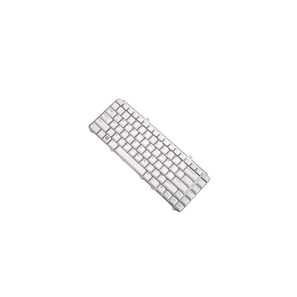 new silver us laptop keyboard for dell inspiron 1420 1520