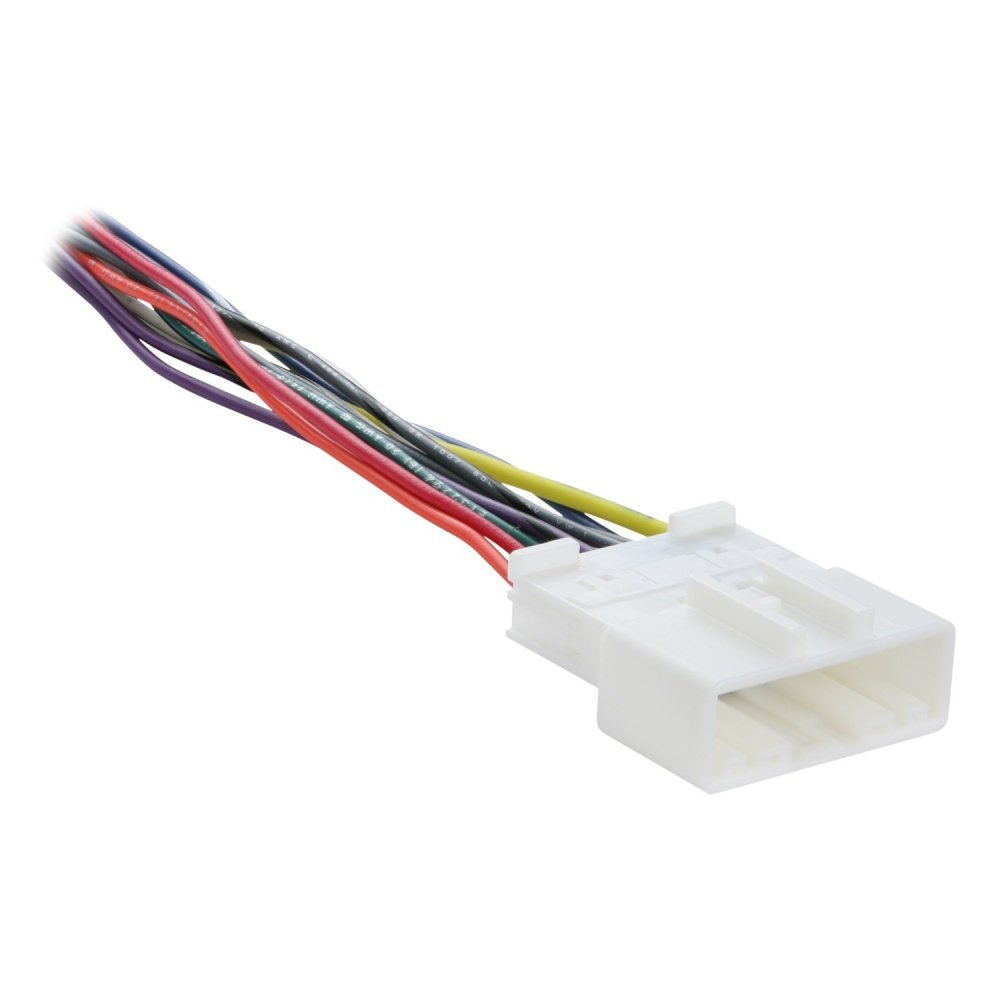 medium resolution of 70 7552 radio wiring harness for nissan 2007 up select subaru 2008
