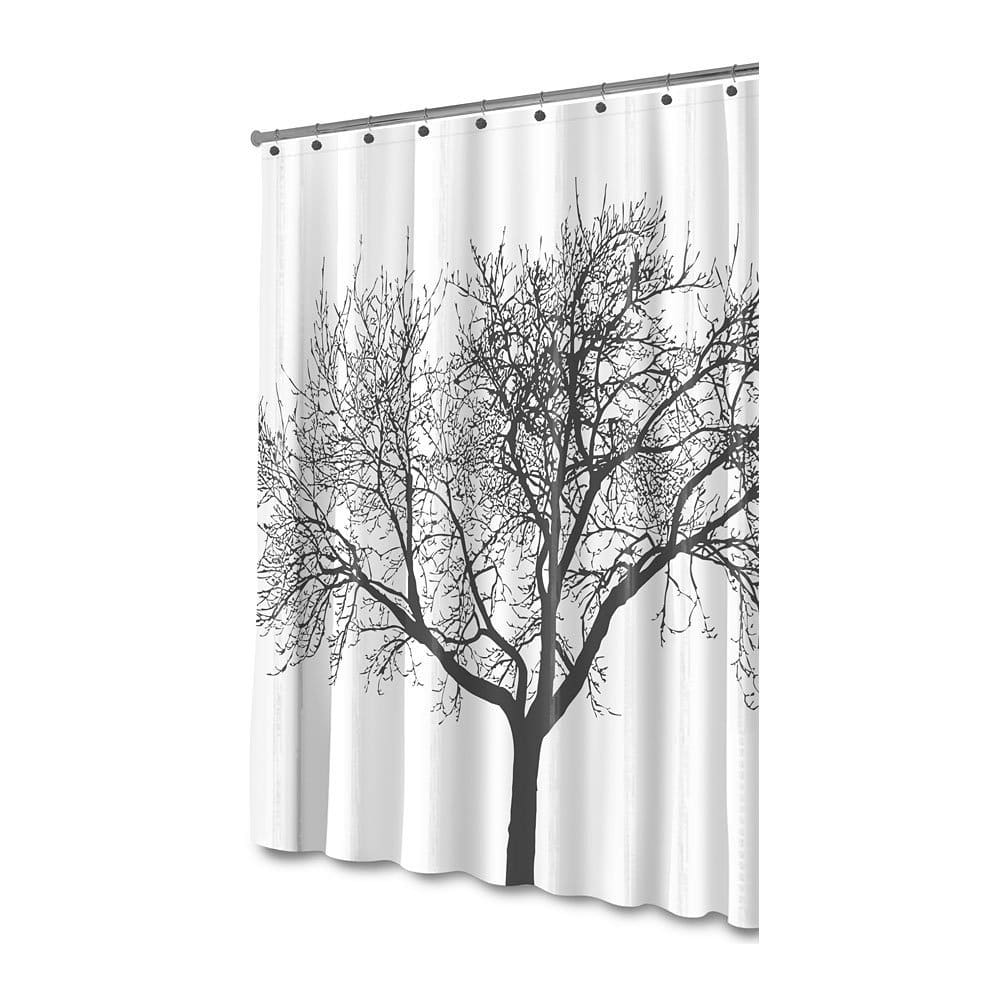 shower curtain tree design mildew resistant 72 x 72 washable shower curtain liner anti bacterial waterpoof eco friendly bath shower curtain for