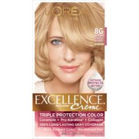 L'Oreal Paris Excellence Creme Permanent Hair Color ...