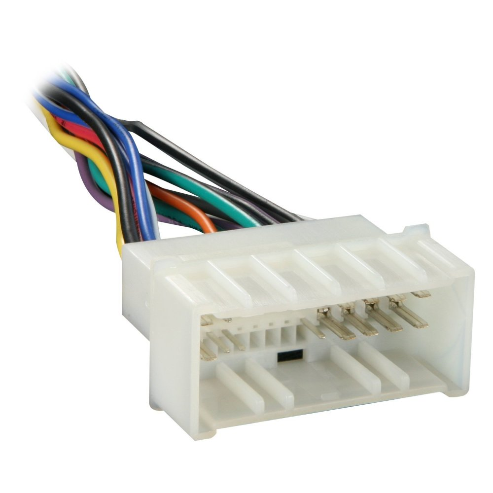 medium resolution of 70 1004 radio wiring harness for 04 up kia 06 up hyndai