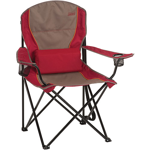 Coleman Oversized Quad Chair With Lumbar Support  Walmartcom
