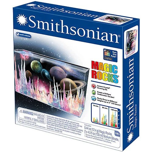 Smithsonian Magic Rocks Science Kit Walmart