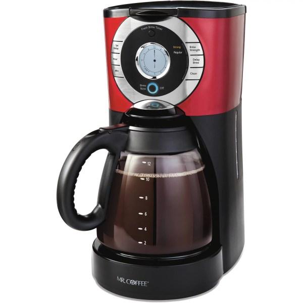 Coffee 12-cup Programmable Maker Bvmc-ejx36wm