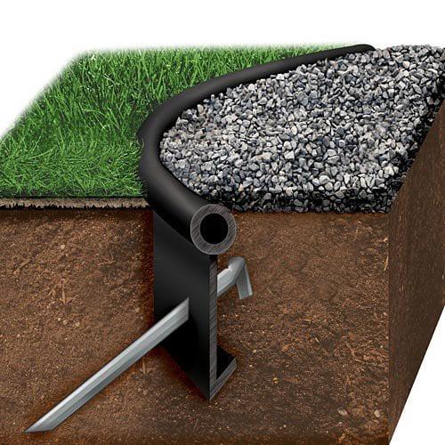 black jack poly lawn edging